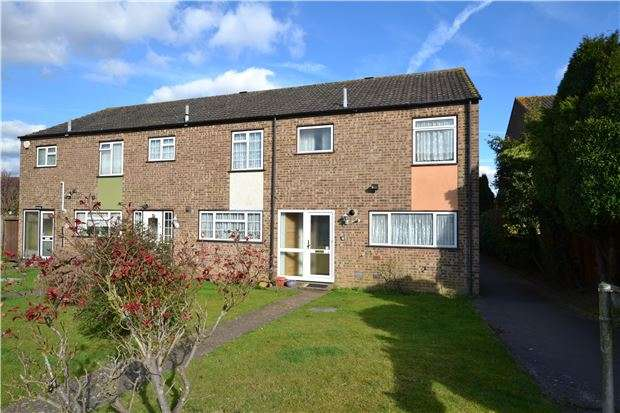 3 Bedrooms Terraced House for sale in Larkspur Close, Orpington, Kent, BR6