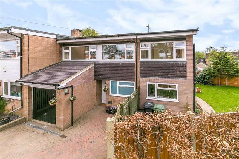 5 Bedrooms End Of Terrace House for sale in Wells Close, Harpenden, Hertfordshire