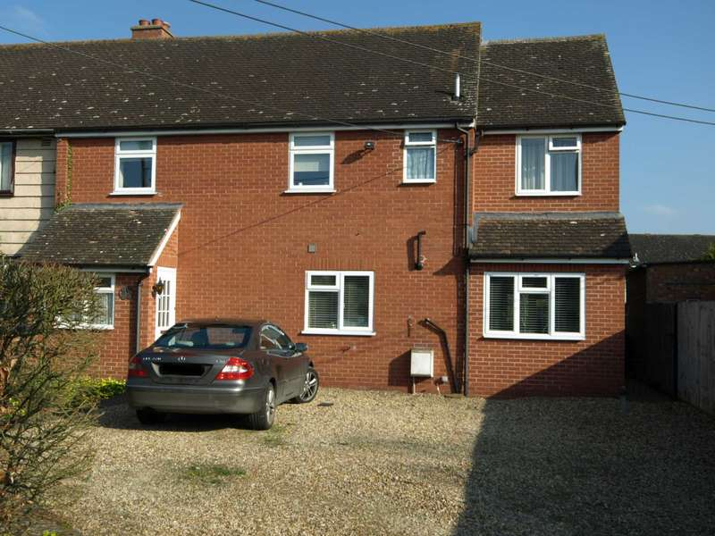 4 Bedrooms Semi Detached House for sale in Green lane, Upper Arncott