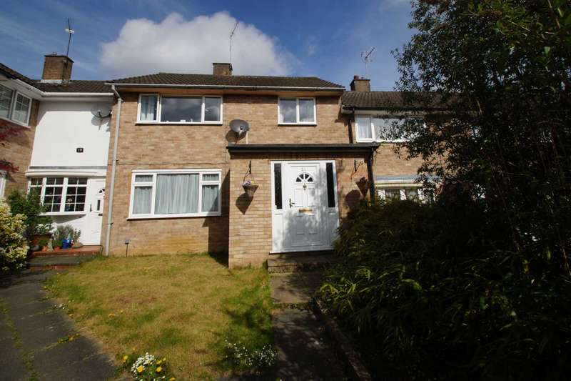 3 Bedrooms Terraced House for sale in Feacey Down, Gadebridge, Hemel Hempstead