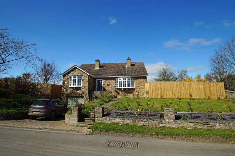 3 Bedrooms Detached Bungalow for sale in Carnthwaite, Hunton, Bedale, DL8 1PY