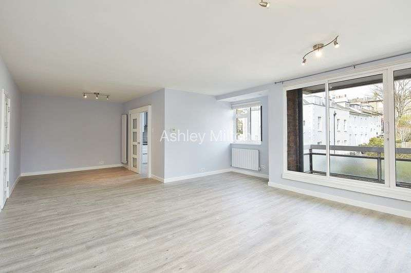 2 Bedrooms Flat for sale in Wellington House, Eton Road NW3