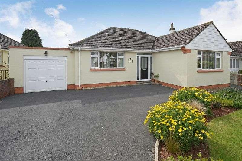 3 Bedrooms Detached Bungalow for sale in Sandringham Drive, Preston, Paignton