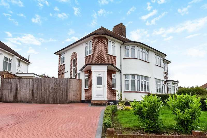 3 Bedrooms Semi Detached House for sale in Domonic Drive, New Eltham, SE9