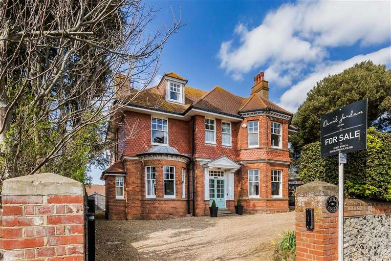 7 Bedrooms Detached House for sale in Sutton Avenue, Seaford, East Sussex