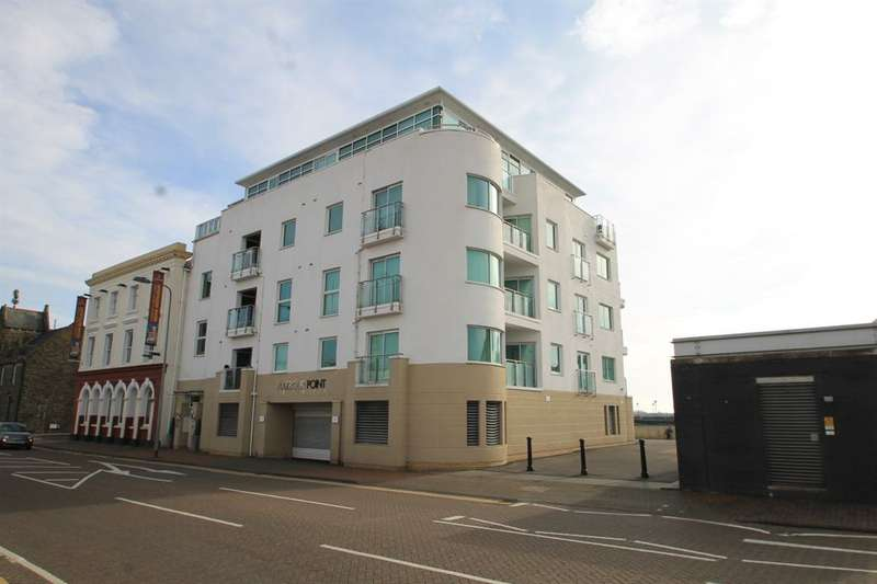 2 Bedrooms Flat for rent in Harbour Point, Cardiff Bay (Penthouse)