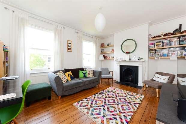2 Bedrooms Maisonette Flat for sale in Ondine Road, Peckham Rye