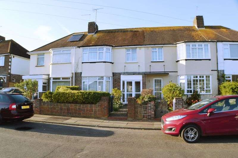 3 Bedrooms Terraced House for sale in GORING BY SEA