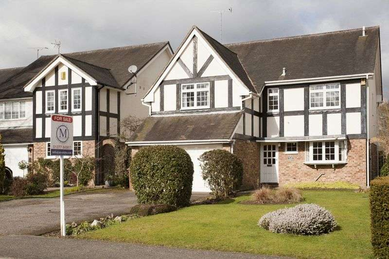 5 Bedrooms Detached House for sale in Myln Meadow, Stock Village
