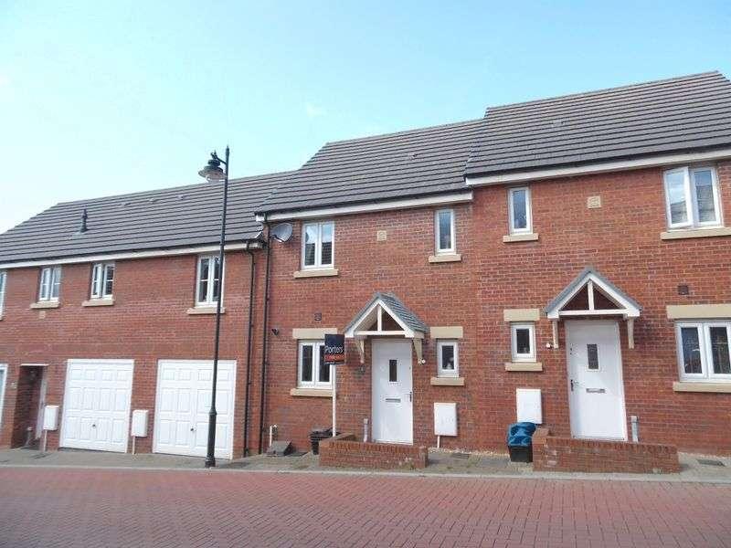 2 Bedrooms House for sale in Clos Y Ywen Coity Bridgend CF35 6DG
