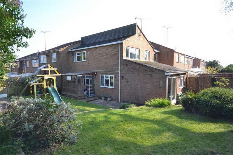 3 Bedrooms End Of Terrace House for sale in Jubilee Rise, Danbury