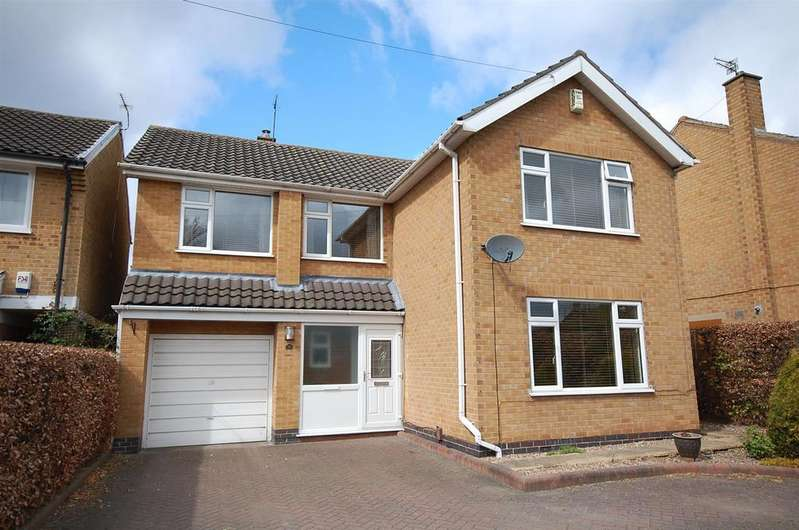 4 Bedrooms Detached House for sale in Shelford Road, Radcliffe-On-Trent, Nottingham