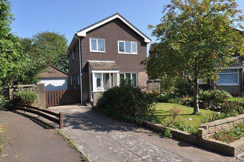 4 Bedrooms Detached House for sale in Conybeare Road, Sully, Penarth, The Vale Of Glamorgan. CF64 5US