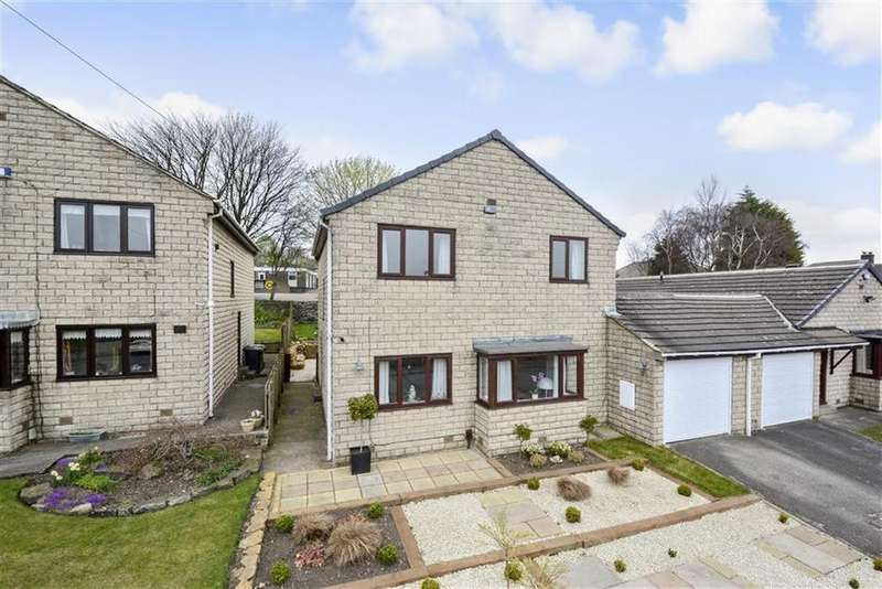 4 Bedrooms Link Detached House for sale in Birmingham Lane, Meltham, Holmfirth, HD9