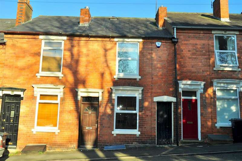 2 Bedrooms House for sale in Summer Hill, Halesowen