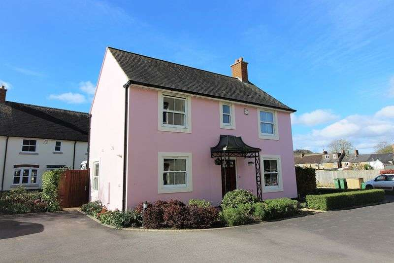 3 Bedrooms Detached House for sale in George Maher Court, Ilminster