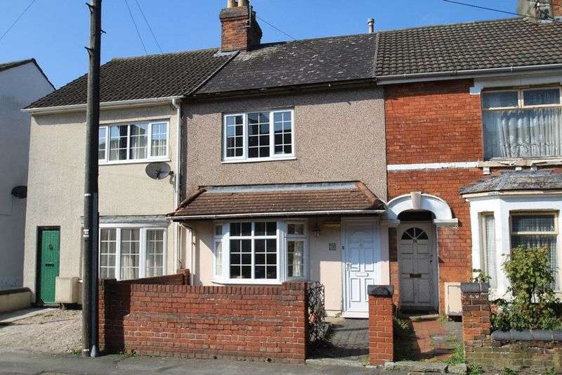 2 Bedrooms Terraced House for sale in Old Town, Swindon