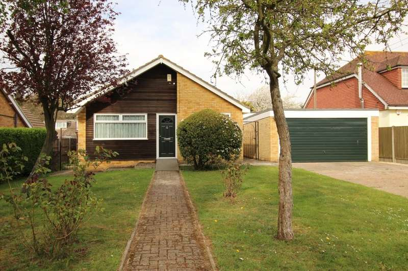 3 Bedrooms Semi Detached Bungalow for sale in Southfields Road, West Kingsdown, Sevenoaks, TN15