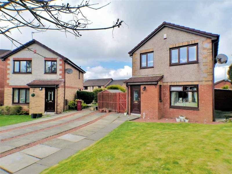 3 Bedrooms Detached House for sale in Mardale, Stewartfield, EAST KILBRIDE