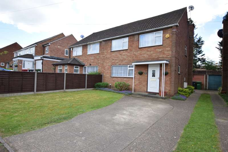 4 Bedrooms Semi Detached House for sale in Langley