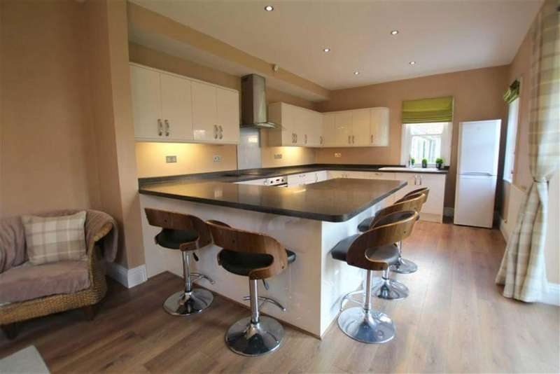 6 Bedrooms Semi Detached House for sale in Yarm Road, Eaglescliffe