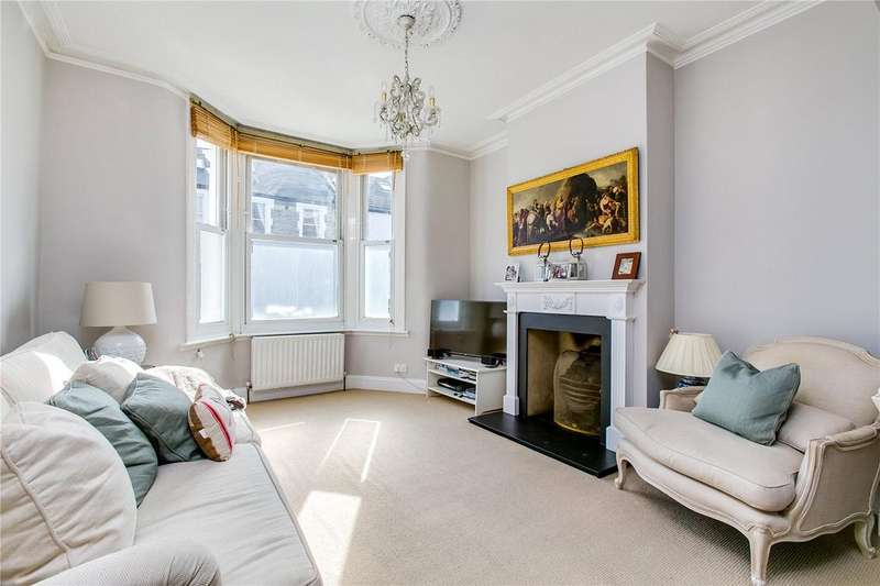 4 Bedrooms Terraced House for sale in Burnthwaite Road, Fulham Broadway, London