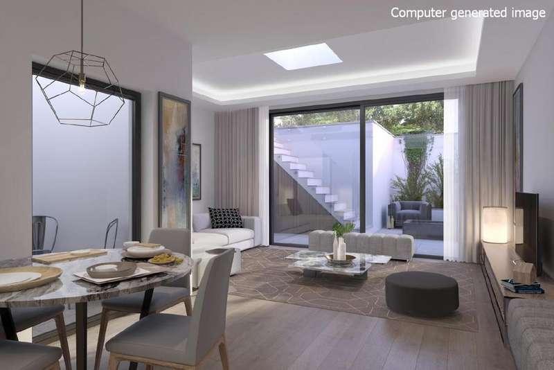 2 Bedrooms Flat for sale in Messaline Avenue, Acton, W3