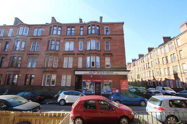 1 Bedroom Flat for sale in 2/2, 17 Apsley Street, Glasgow, G11 7ST