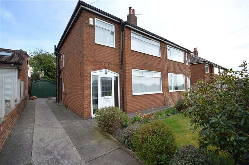 3 Bedrooms Semi Detached House for sale in Field End Gardens, Leeds, West Yorkshire