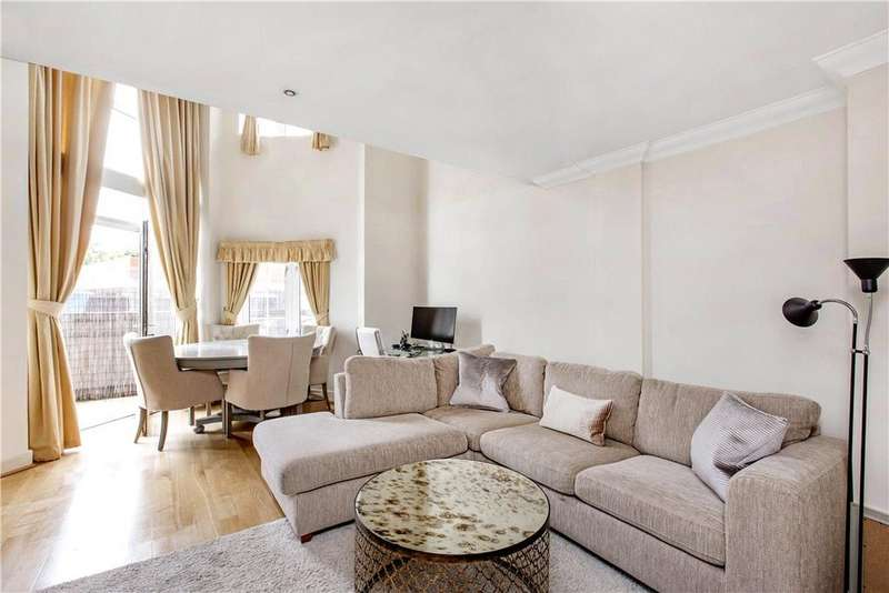 1 Bedroom Flat for sale in Gallery Court, Gunter Grove, Chelsea, London, SW10