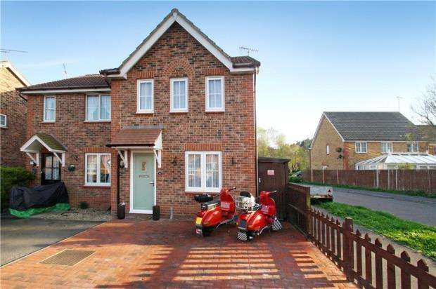 3 Bedrooms End Of Terrace House for sale in Snowdrop Close, Littlehampton, West Sussex, BN17