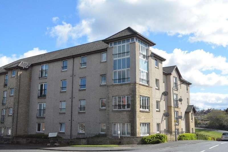 2 Bedrooms Flat for sale in Ladysmill Court, Falkirk, Falkirk, FK2 9AP