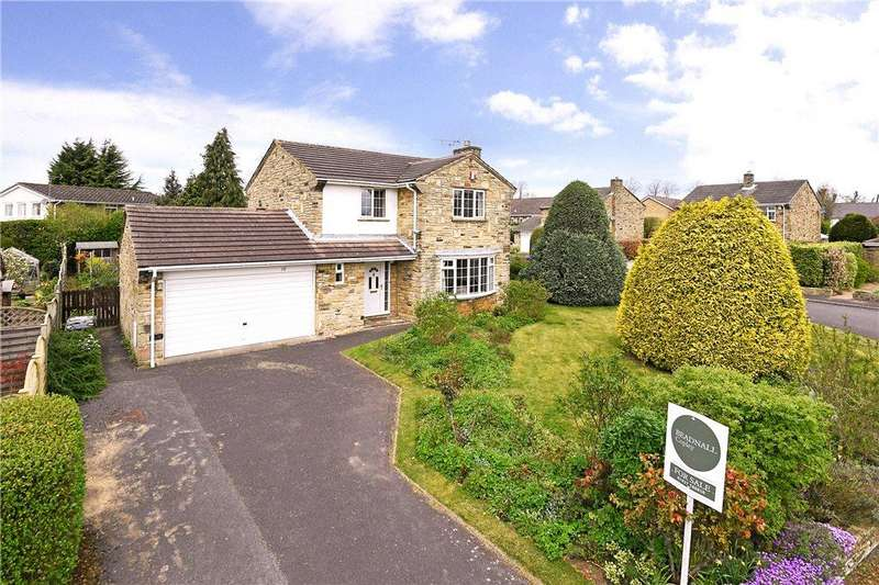 3 Bedrooms Detached House for sale in Carlton Approach, Wetherby, West Yorkshire