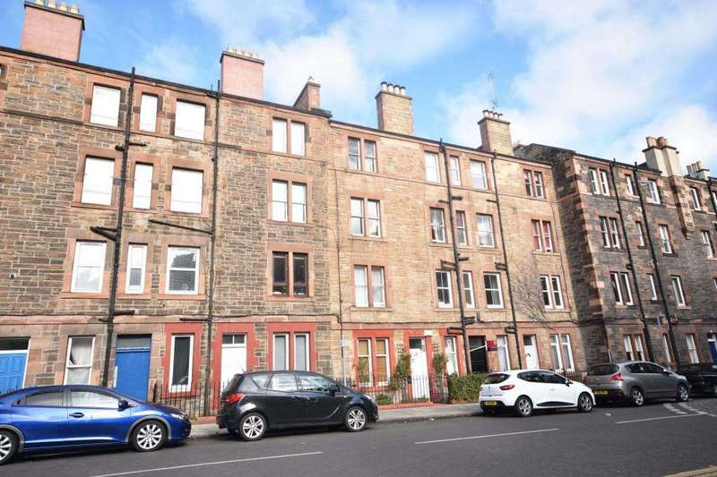 1 Bedroom Flat for sale in 24/3 Henderson Gardens, Edinburgh, EH6 6BX