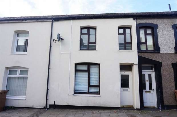 3 Bedrooms Terraced House for sale in Jones Street, Phillipstown, NEW TREDEGAR, Caerphilly