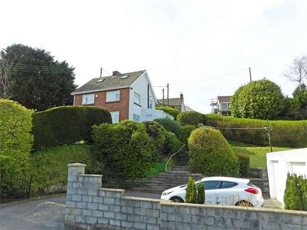 3 Bedrooms Detached House for sale in Pleasant View, Llanelli, Carmarthenshire