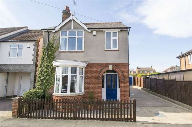 3 Bedrooms Detached House for sale in Highcross Street, MARKET HARBOROUGH, Leicestershire