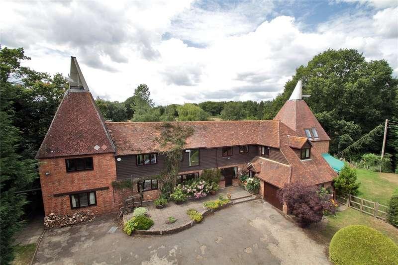 6 Bedrooms Detached House for sale in Biddenden, Ashford