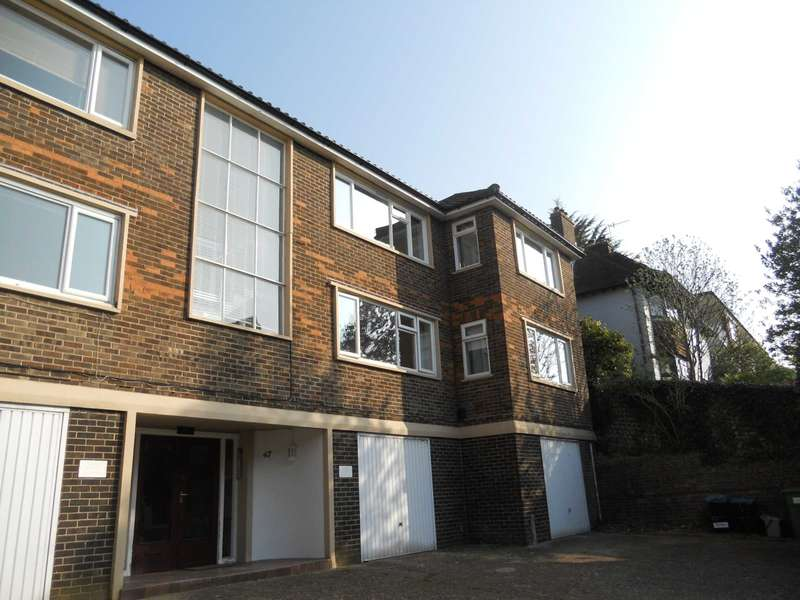 2 Bedrooms Flat for sale in Grange Road, Lewes