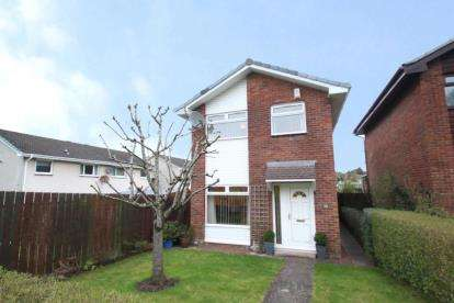 3 Bedrooms Detached House for sale in Dean Road, Kilmarnock, East Ayrshire