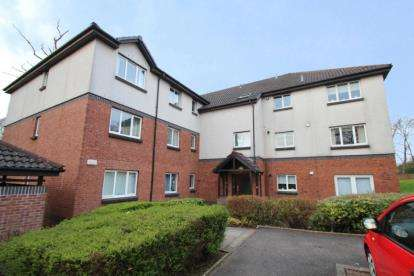 2 Bedrooms Flat for sale in Ellon Way, Paisley