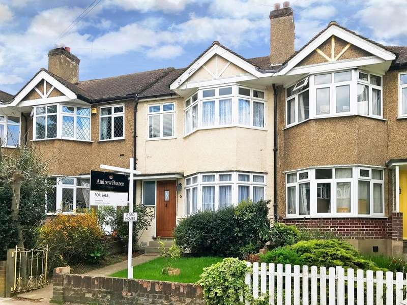 2 Bedrooms Terraced House for sale in Maybank Gardens, Pinner