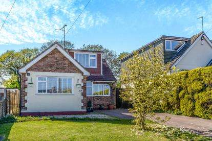 3 Bedrooms Detached House for sale in Wickford, Essex, .