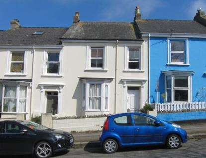 4 Bedrooms Terraced House for sale in Falmouth, Cornwall