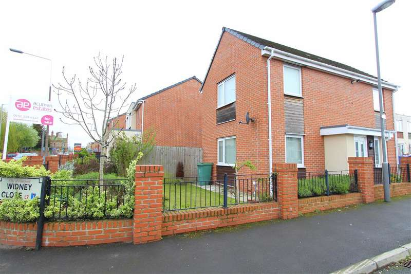 1 Bedroom Apartment Flat for sale in Widney Close, Edge Hill, Liverpool