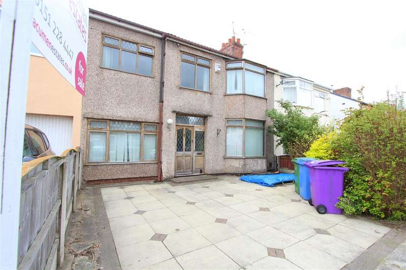 4 Bedrooms Town House for sale in Stoneycroft Crescent, Stonycroft, Liverpool