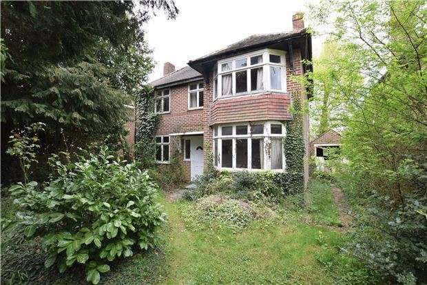 3 Bedrooms Detached House for sale in Cumnor Hill, Oxford, OX2 9PJ
