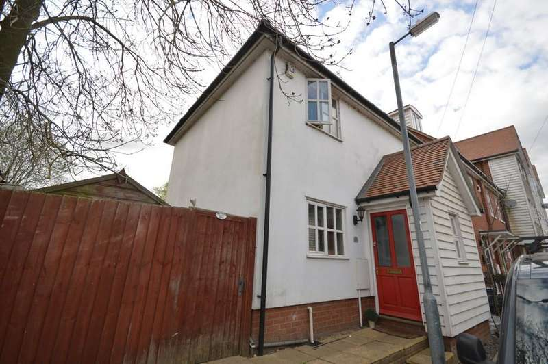 3 Bedrooms End Of Terrace House for sale in High Street, Rowhedge
