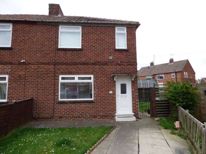 3 Bedrooms Semi Detached House for sale in Coronation Road, Loftus
