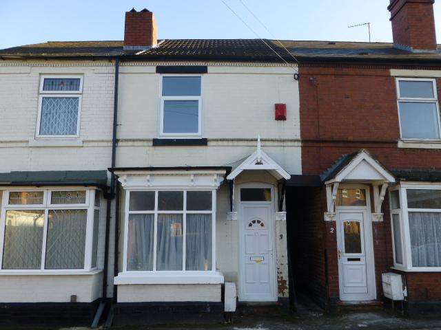 2 Bedrooms End Of Terrace House for sale in The Belper, Dudley, DY1